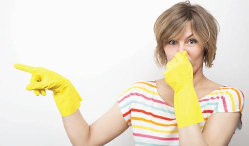 contre les odeurs