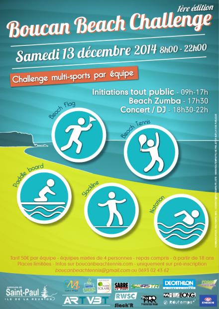 Boucan Beach Challenge