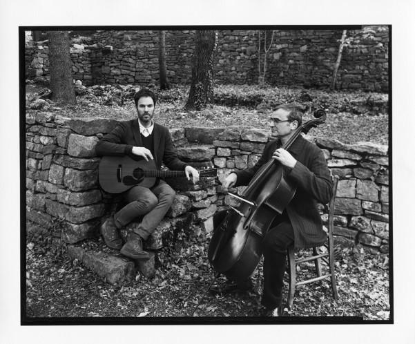 Piers Faccini et Vincent Ségal en concert au Kabardock