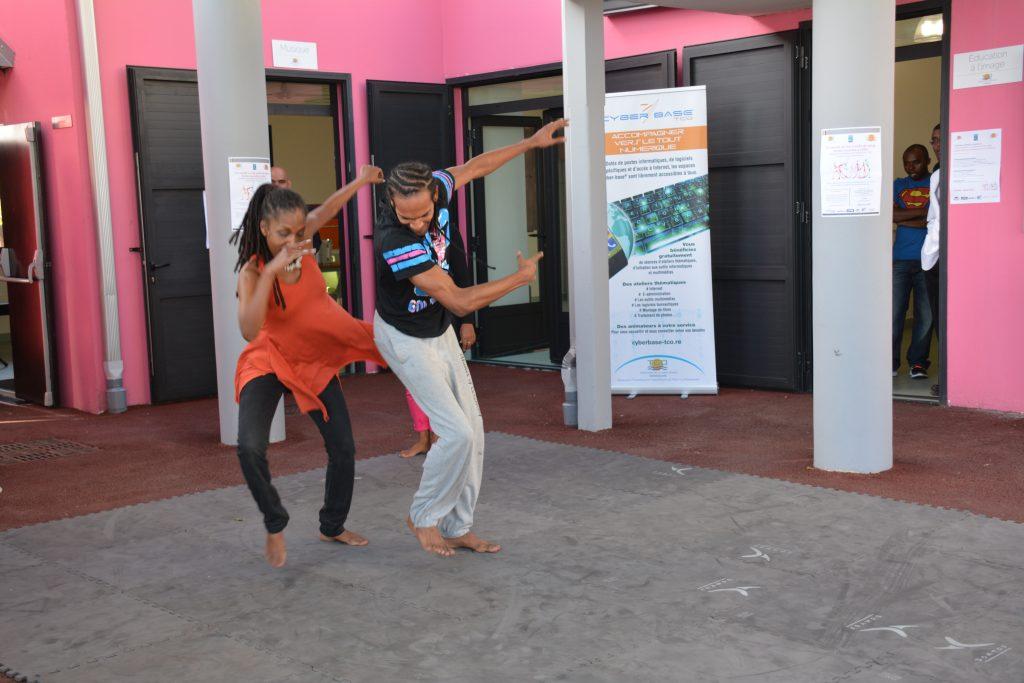 impro danse