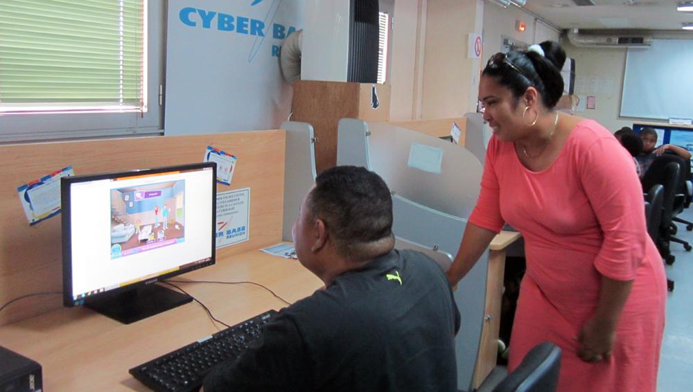 groupe ESAT atelier Quizz en ligne.