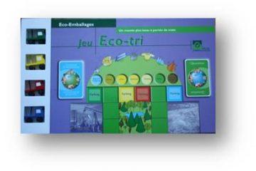 Eco- tri: un monde plus beau à portée de main