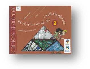 Cahier d'Ariena: nature et environnement