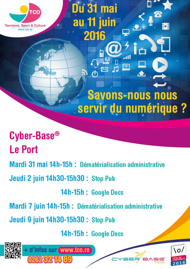 Fête internet CBB Le Port