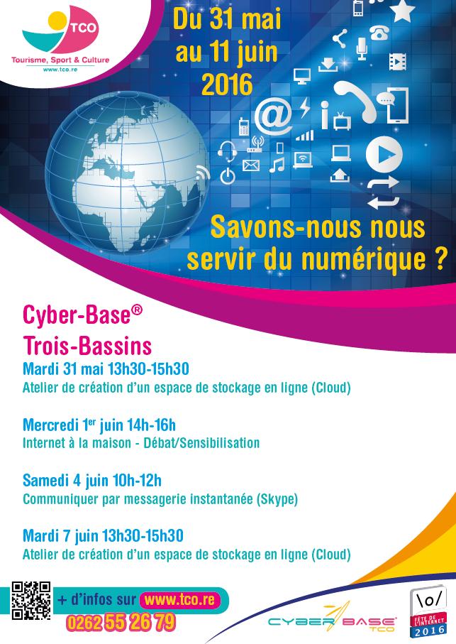 Fête internet CBB Trois Bassins