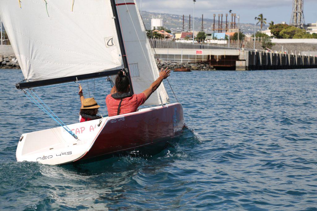 La liberté à bord du voilier accessible