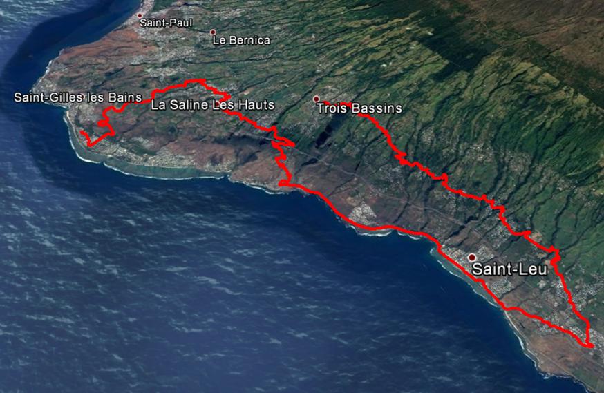 parcours sportif rando vélo interco