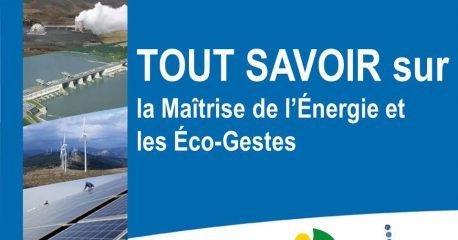 Les écogestes pour réduire le gaspillage d'énergie
