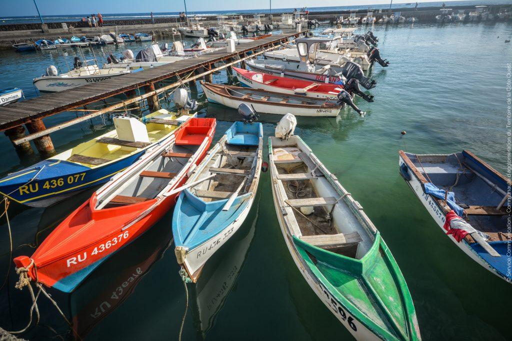 Port de plaisance de Saint-Leu