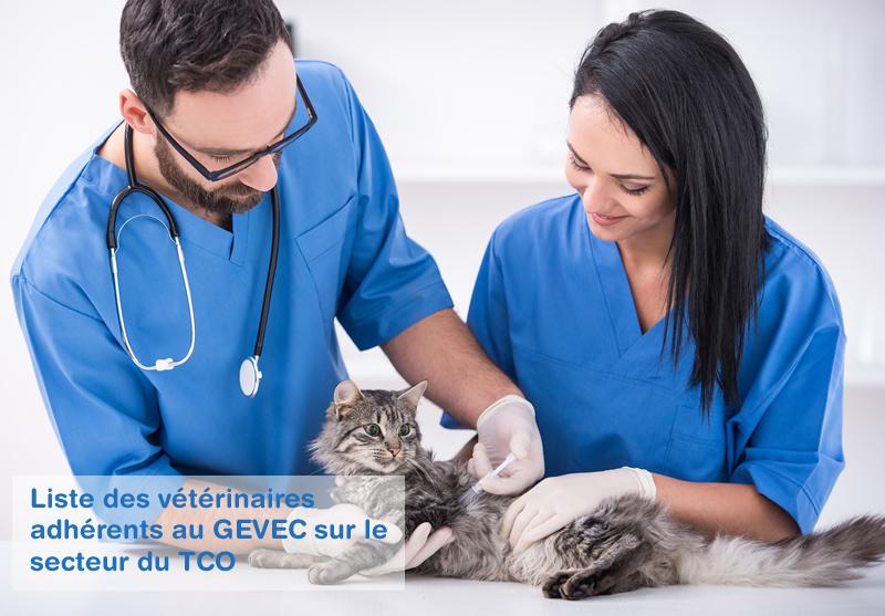 Liste des vétérinaires agréés