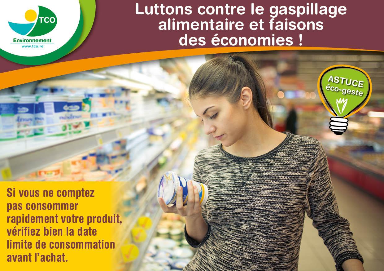 Date de consommation produits