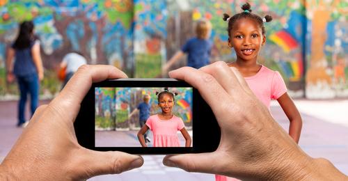 Autorisation parentale pour les photos