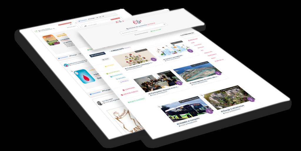 Déclarer un projet en ligne