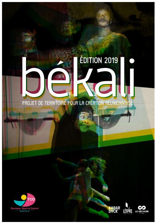 Plaquette de présentation Békali édition 2019