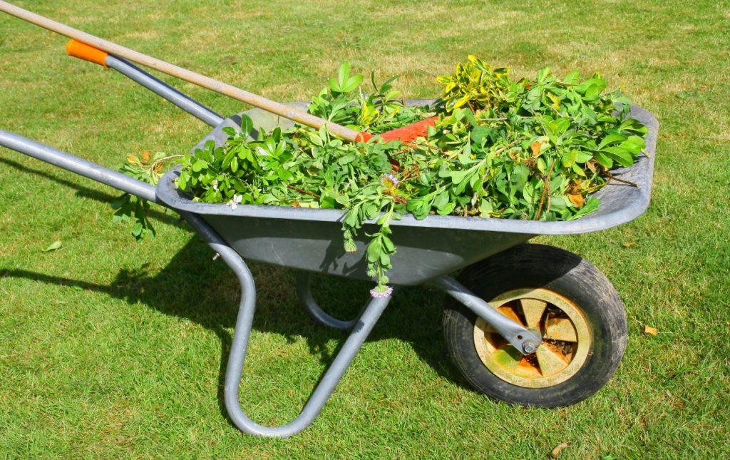 Transfomez vos déchets végétaux en broyat !