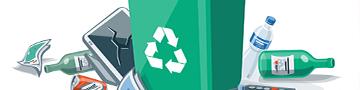 Toutes les consignes pour la gestion de mes déchets