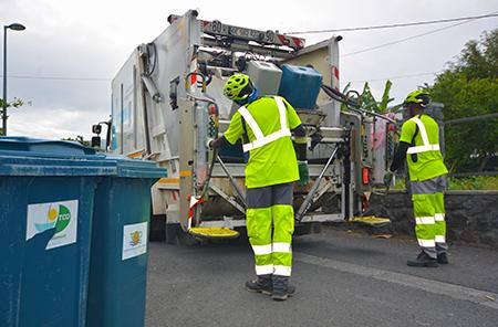 Problème de collecte de déchets